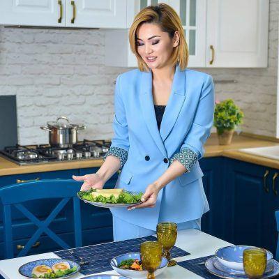 Как принимать гостей кухне?